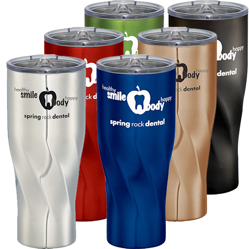 30 oz. Mega Hugo Copper Vacuum Insulated Tumbler
