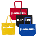 Custom Imprinted Bags, Eco Friendly Giveaways, Recycled Promotional Items