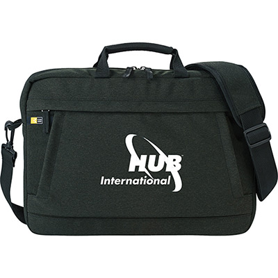case logic® huxton 15 computer briefcase