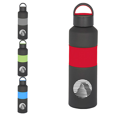 25 oz. Gripper Aluminum Sports Bottle