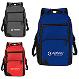 "25652 - Rush 15"" Computer Backpack"