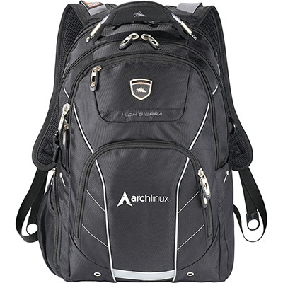 high sierra® elite fly-by 17 computer backpack