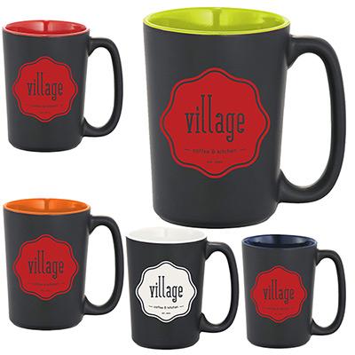 13 oz. elon ceramic mug
