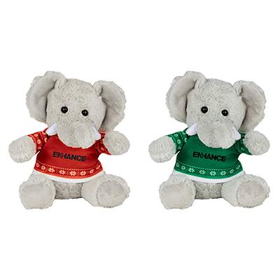 ugly sweater 6 elephant