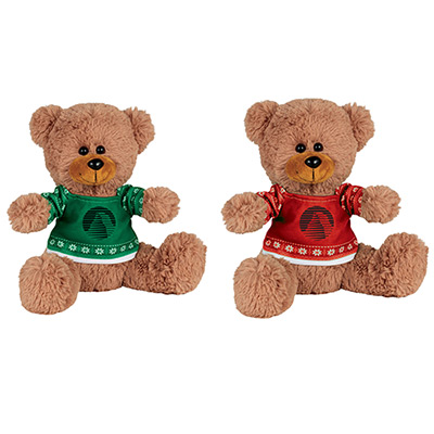 ugly sweater 8 sitting bear