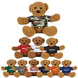Plush Rag Bear with Shirt gallery 25747