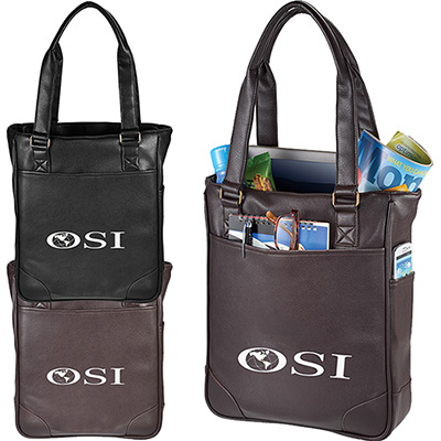 oxford business 13 computer tote