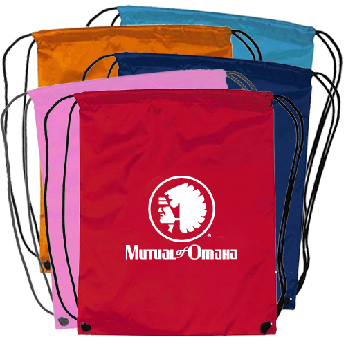 Custom Drawstring Bags & Sportpacks from Promo Direct