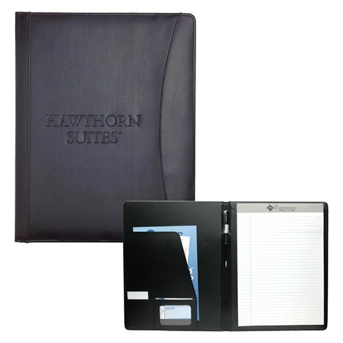 Crescent Padfolio (Debossed)