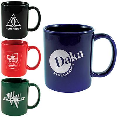 11 oz. cafe mug