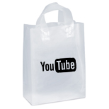 6720 - Medium Frosted Shopper