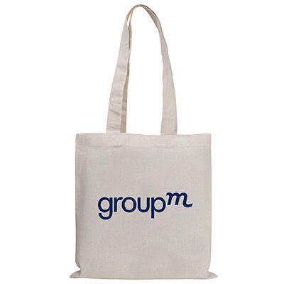 Natural Magazine Economy Tote Bag