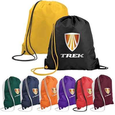 spirit drawcord bag - full color