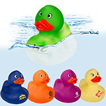 26074 - Color Changing Rubber Duck