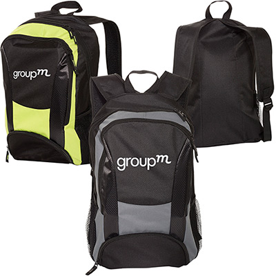 Color Shock Backpack