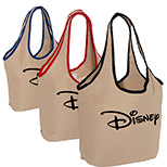 26097 - Soft Touch Juco Shopper Bag