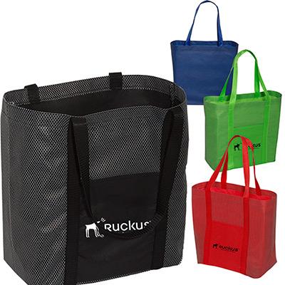 The Go-Go Shopper Tote Bag