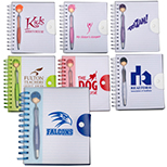 26185 - MopTopper™ Pen & Notebook Gift Set