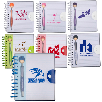 moptopper™ pen & notebook gift set