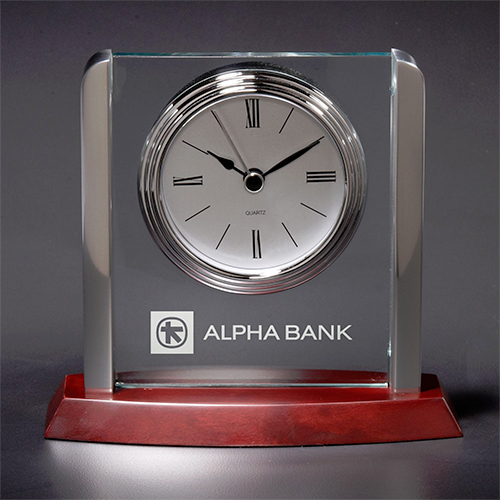 Harvard Desk Clock