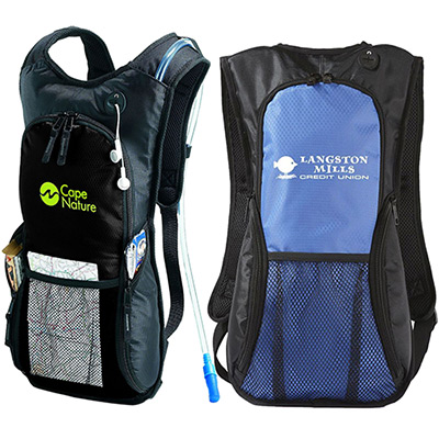 quench hydration backpack