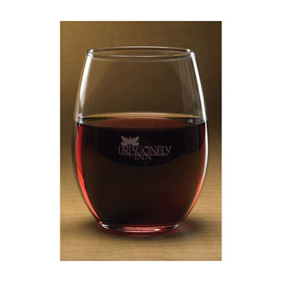 21 Oz. Stemless Red Wine Glass - Set of 4