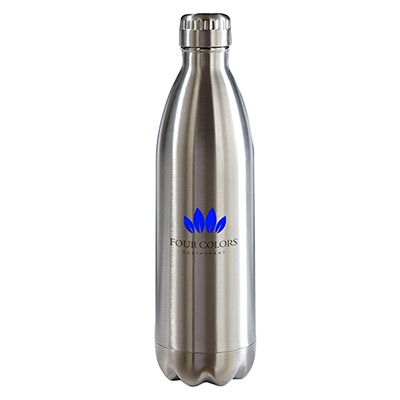 33 oz. sure temp vacuum bottle - full color