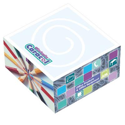 bic ® adhesive cube (3 x 3 x 1 1/2)