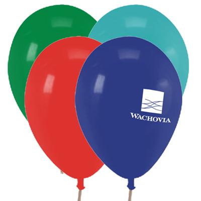 11 standard balloons