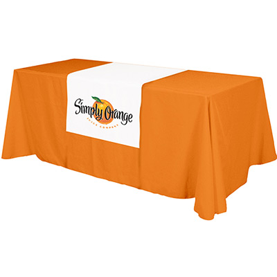 table runner - 28 x 48 full color