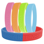 2290 - Custom Awareness Bracelets (Adult)
