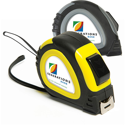 25 locking tape measure
