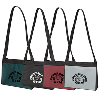 Yuma Cross Body Non-Woven Tote Bag