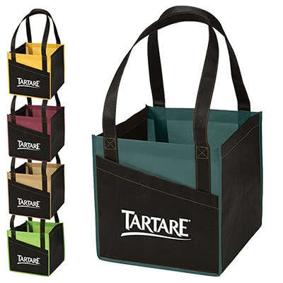 cube utility tote