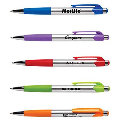 Mardi Gras® Chrome Ballpoint Pen