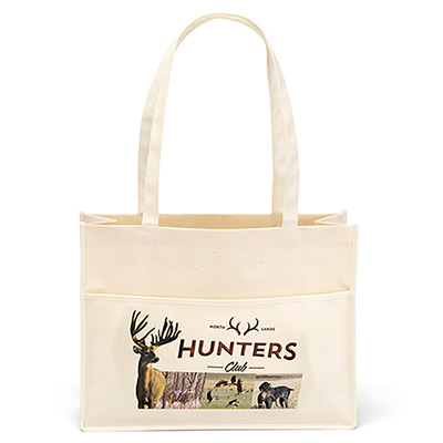 dunes tote bag - full color