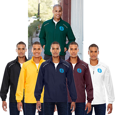 CORE365 Men's Motivate Unlined Lightweight Jackets