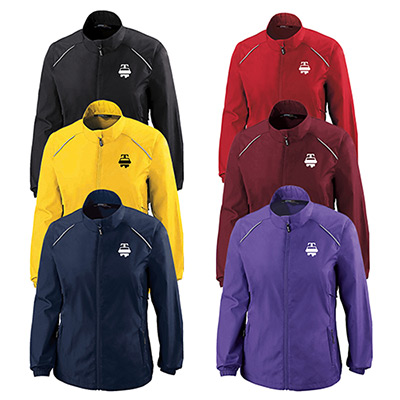 CORE365™ Women's Motivate Unlined Lightweight Jackets