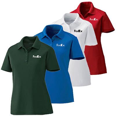 extreme® womens eperformance™ short-sleeve polo
