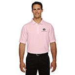 Devon Jones Men DRYTEC Performance Polo PINK 26486