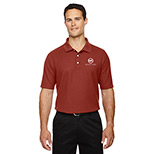 Devon Jones Men DRYTEC Performance Polo RUST 26486