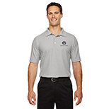 Devon Jones Men DRYTEC Performance Polo SILVER 26486