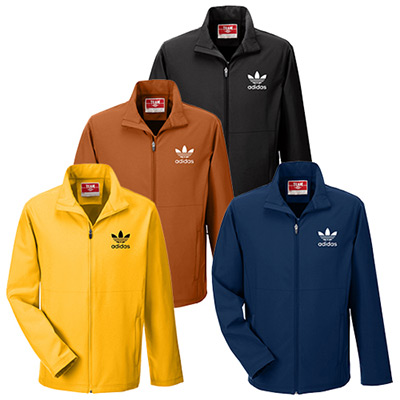 Team 365® Men's Leader Soft Shell Jackets