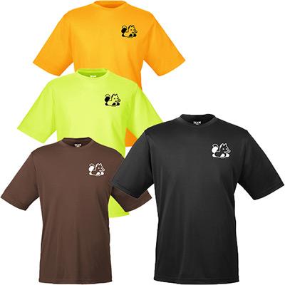 team 365® mens zone performance t-shirt