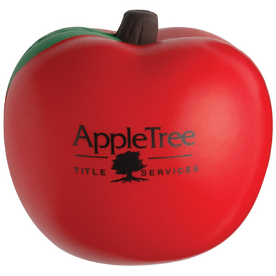 Apple Shape Stress Ball