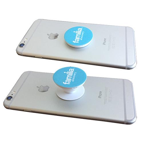 extendable phone gripper