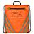 Twilight Large Reflective Drawstring Backpack orng 26618