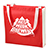 Convention Tote Bag red 26656