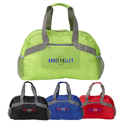 ripstop stown go duffel bag - full color