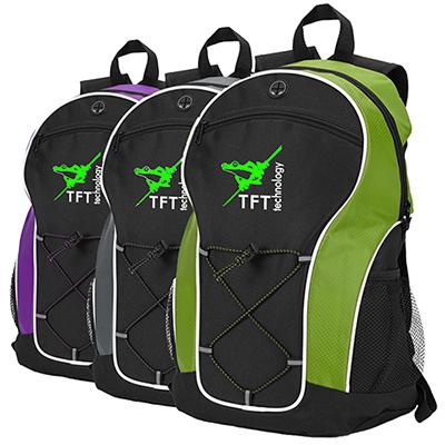 Ultimate Backpack - Full Color